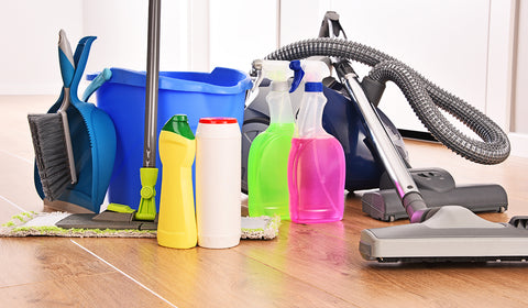 Janitorial Supplies & Facilities Maintenance