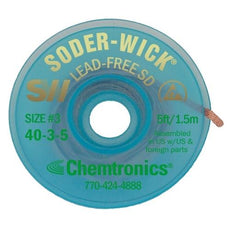 Chemtronics Soder-Wick Lead-Free - SW14035