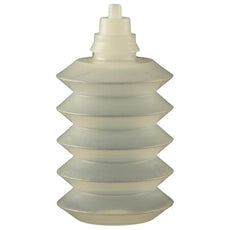DISPENSER, ACCORDION BOTTLE, W/Luer Lock Insert Cap, 1oz