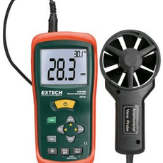 ANEMOMETER w/thermo  AN100