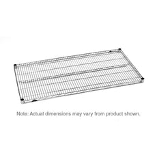 "Super Erecta Wire Shelf, Chrome, 24"" x 48"""