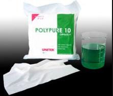 POLYPURE  Knit WIPES pk/600 4x4