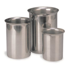 BEAKER 600ML Stainless Steel
