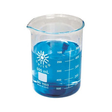 Beakers, Low Form, Heavy Duty, 600ml - BG1003-600