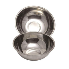 Economical Bowl, Stainless, 4 Qt - BWE400