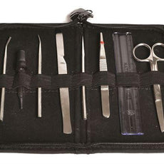 Dissecting Instruments, Economy Set Of 8 - DSET08