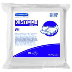 KimTech Pure 9x9 P/100 /W4 Critical Task Wipers