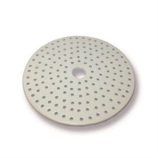 Porcelain Desic Plate, Sm Holes, 190mm  - JSD190