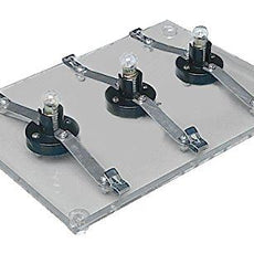 Lamp Board, 5 Lamps - LMPB05