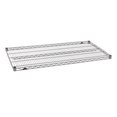 "Metro Super Erecta® Metroseal® Gray Wire Shelf, 18"" x 48"" -1848NK4"