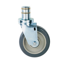 Metro® Caster 5'' Polyurethane Swivel Stem Caster for HD Super Shelving - 5HHP