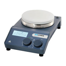 SCI340-Pro Circular-top LCD Digital Hotplate Stirrer, 340C Max. - 861442019999