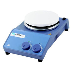 SCI340-ProT Circular-top LCD Digital Hotplate Stirrer, with timer, 340C Max. - 861492019999