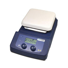 SCI380HS-Pro 5.5 x 5.5 in. LCD Digital Magnetic Hotplate Stirrer, 380C Max. - 80302611159999