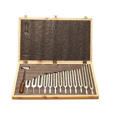 Tuning Fork Boxed Set Of 13 - TFBOX13