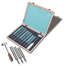 Tuning Fork Boxed Set Of 8 - TFBOX8