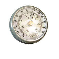 Dial Thermometer,-20 To 50c,0 To 120f - THMR01