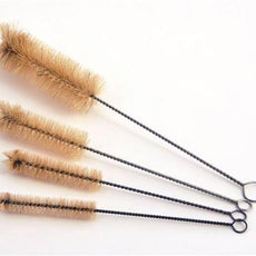"Test Tube Brush, Natural, 4"" X 1-1/2"" - TTBN04"
