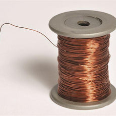 Enameled Copper Wire, 28-Ga, 4-Oz Spool - WEC028