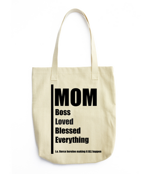 Mom is Everything Tote