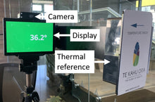 Load image into Gallery viewer, Thermal screening system
