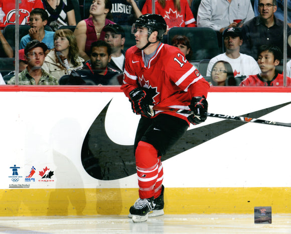 Patrick Marleau Team Canada 2010 Olympics Unsigned 8X10 Photo