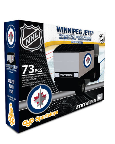 NHL OYO Mini-Zamboni - Winnipeg Jets