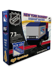 NHL OYO Mini-Zamboni - New York Rangers