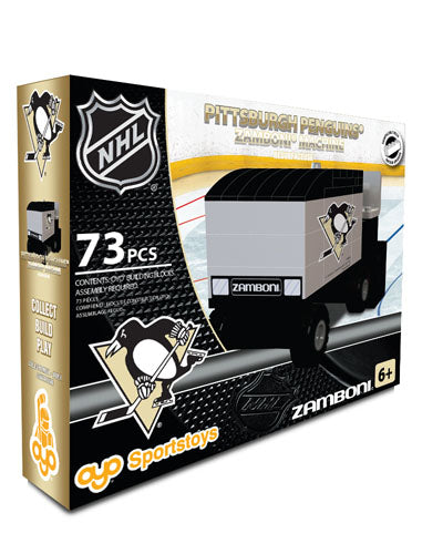 NHL OYO Mini-Zamboni - Pittsburgh Penguins