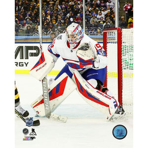 2016 Winter Classic Unsigned 8X10 Photo - Mike Condon
