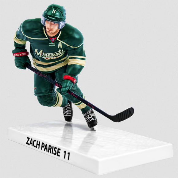 Zach Parise 6-Inch Figurine