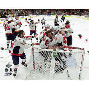 2018 Stanley Cup - Capitals Celebration