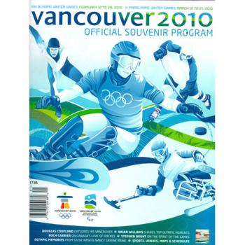 2010 - Winter Olympics Official Program