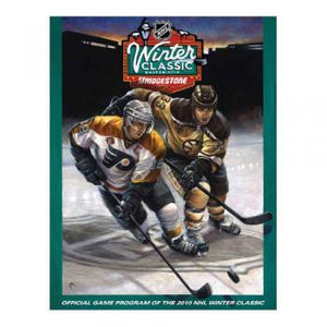 2010 - Winter Classic Official Program