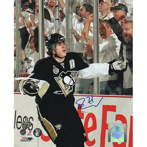 Evgeni Malkin Autographed Pittsburgh Penguins 16X20 Photo