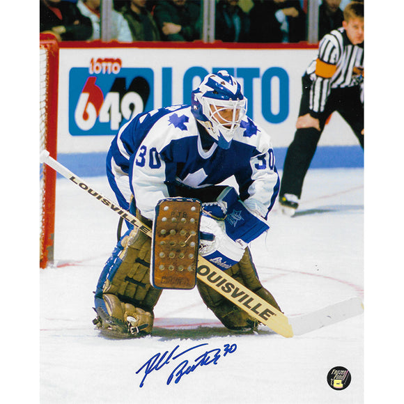 Allan Bester Autographed Toronto Maple Leafs 8X10 Photo