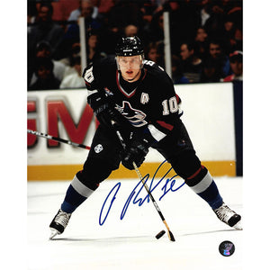 Pavel Bure Autographed Vancouver Canucks 8X10 Photo
