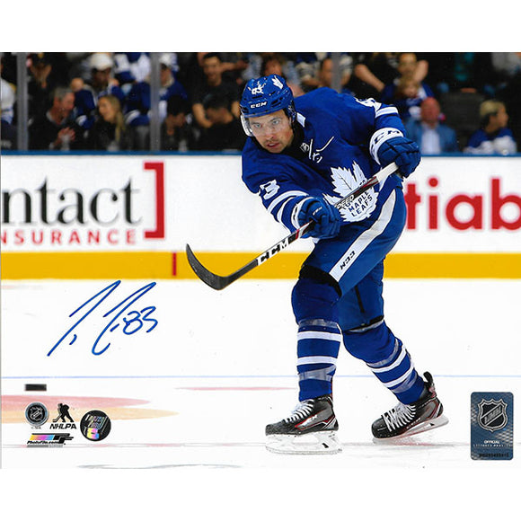 Cody Ceci Autographed Toronto Maple Leafs 8X10 Photo