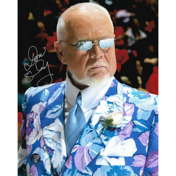 Don Cherry Autographed 8X10 Photo (w/Sunglasses)