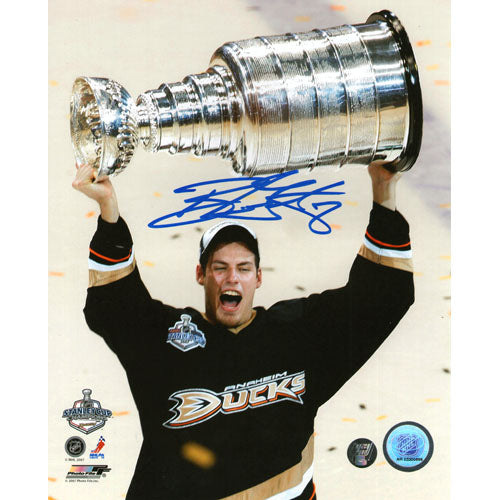 Ryan Getzlaf Autographed Anaheim Ducks 16X20 Photo