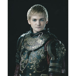 Jack Gleeson Autographed Game of Thrones 8X10 Photo