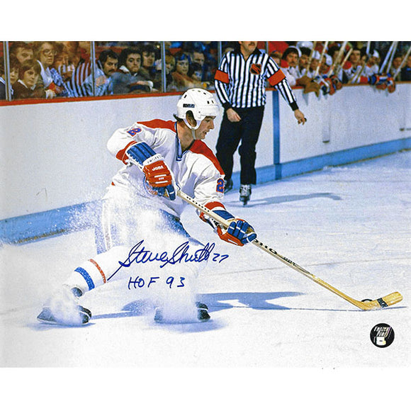 Steve Shutt Autographed Montreal Canadiens 8X10 Photo