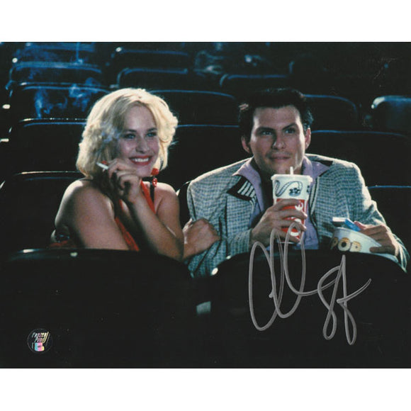 Christian Slater Autographed True Romance 8X10 Photo