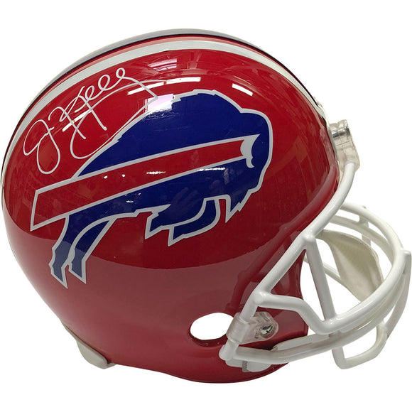 Jim Kelly Autographed Buffalo Bills Helmet