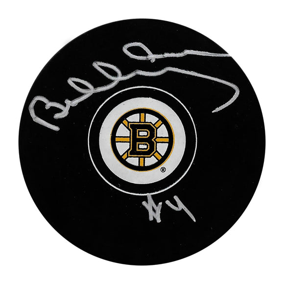 Bobby Orr Autographed Boston Bruins Puck