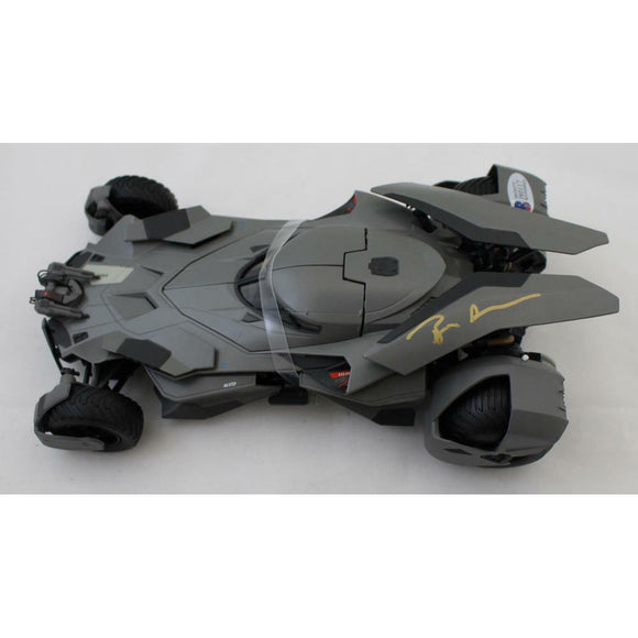 Ben Affleck Autographed 1:18 Scale Batmobile