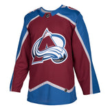 Colorado Avalanche adidas Authentic Jersey (Home)