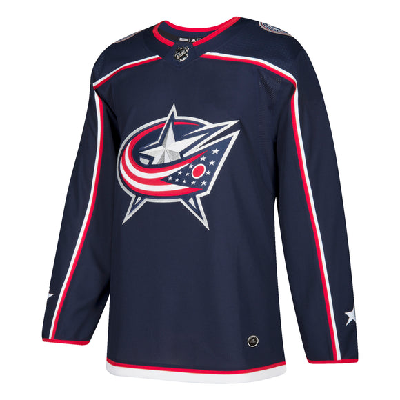 Columbus Blue Jackets adidas Authentic Jersey (Home)