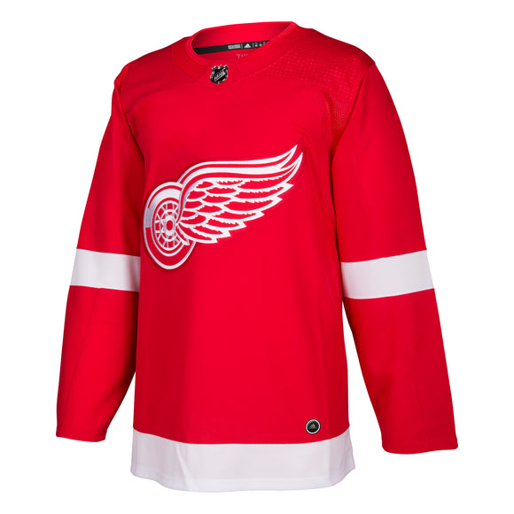 Detroit Red Wings adidas Authentic Jersey (Home)
