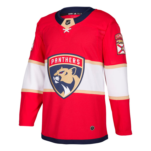 Florida Panthers adidas Authentic Jersey (Home)